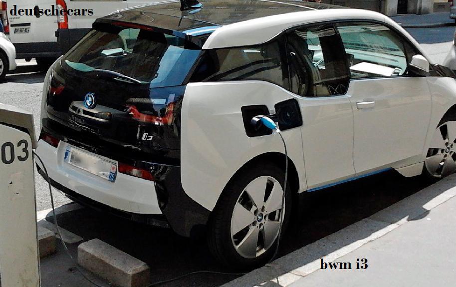 bmw i3 con autonomía para 310 kms